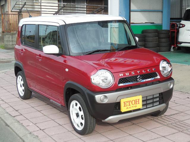「スズキ」「ハスラー」「コンパクトカー」「熊本県」の中古車2