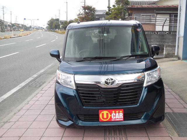 「トヨタ」「ルーミー」「ミニバン・ワンボックス」「熊本県」の中古車3