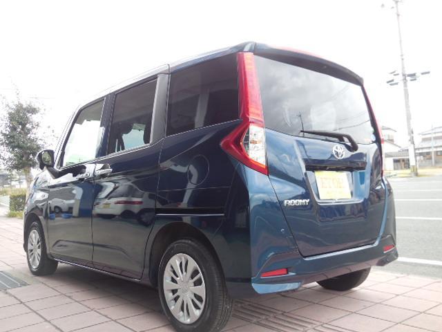 「トヨタ」「ルーミー」「ミニバン・ワンボックス」「熊本県」の中古車7