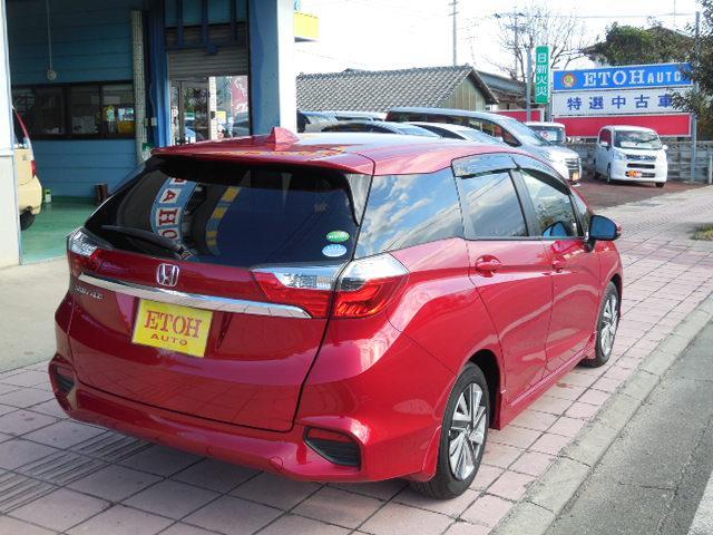 「ホンダ」「シャトル」「ステーションワゴン」「熊本県」の中古車8