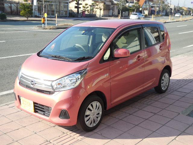「日産」「デイズ」「コンパクトカー」「熊本県」の中古車4