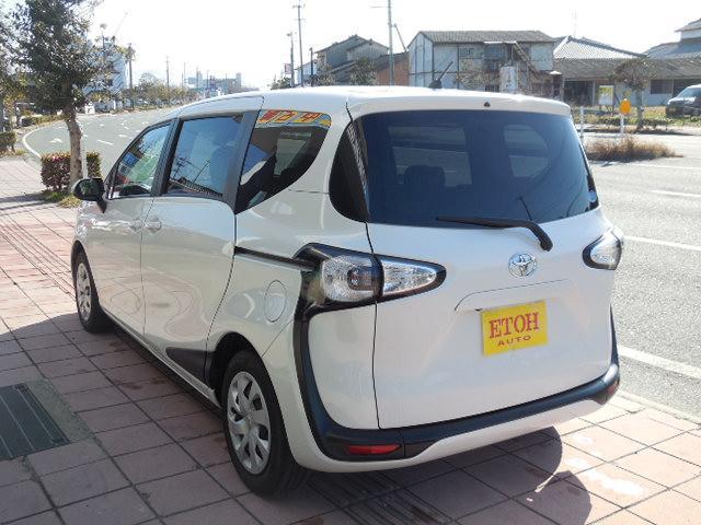 「トヨタ」「シエンタ」「ミニバン・ワンボックス」「熊本県」の中古車6