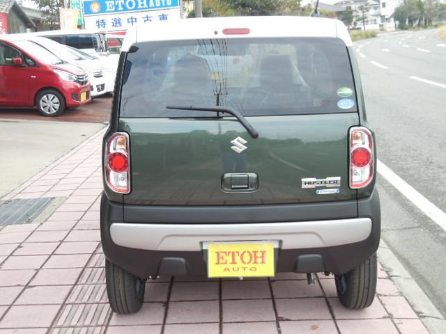 「スズキ」「ハスラー」「コンパクトカー」「熊本県」の中古車7