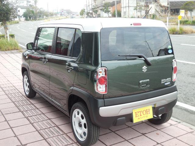 「スズキ」「ハスラー」「コンパクトカー」「熊本県」の中古車9