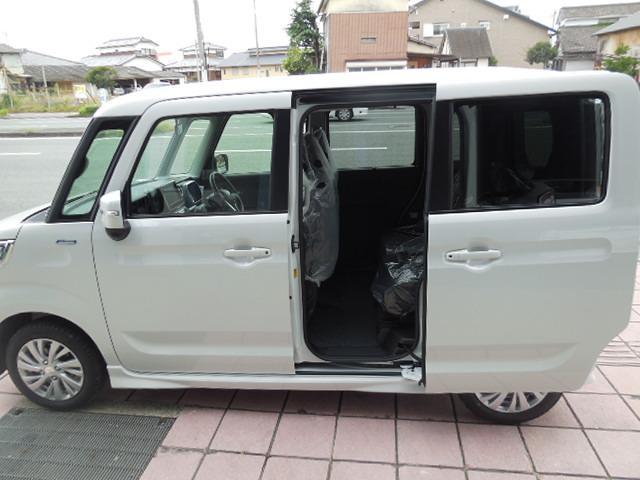 「スズキ」「スペーシアカスタム」「コンパクトカー」「熊本県」の中古車8
