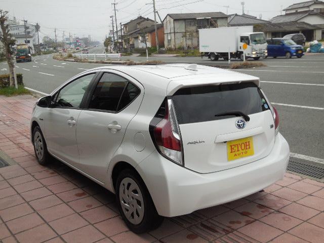 「トヨタ」「アクア」「コンパクトカー」「熊本県」の中古車7