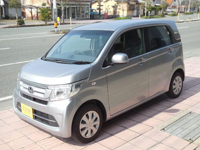 「ホンダ」「N-WGN」「コンパクトカー」「熊本県」の中古車3