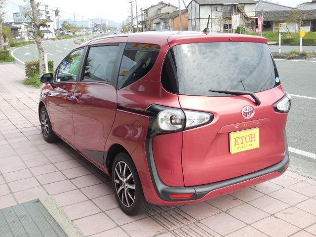 「トヨタ」「シエンタ」「ミニバン・ワンボックス」「熊本県」の中古車9