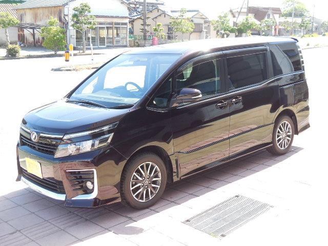 「トヨタ」「ヴォクシー」「ミニバン・ワンボックス」「熊本県」の中古車4