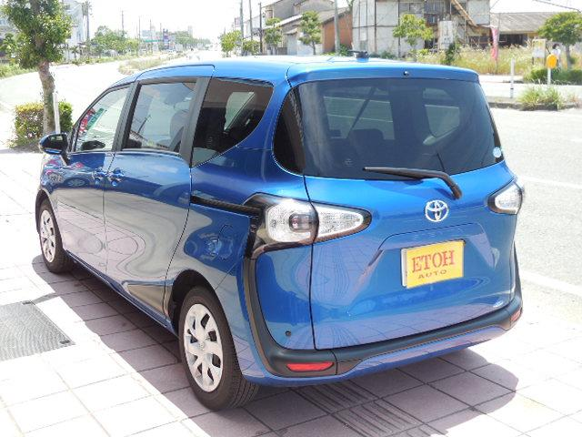 「トヨタ」「シエンタ」「ミニバン・ワンボックス」「熊本県」の中古車11