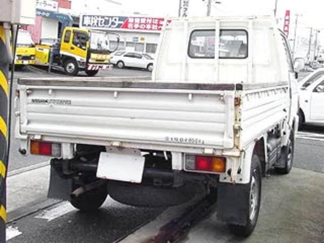 日産 バネットトラック スーパーロー
