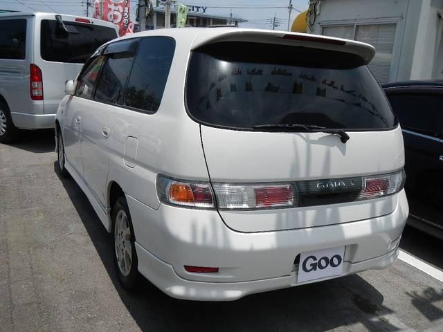 トヨタ ガイア エアロパッケージ アルミ オートエアコン ABS
