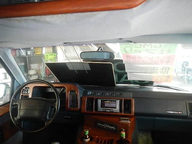 GMC GMC サファリ スタークラフト キャンピング 左ハンドル 背面タイヤ アルミ