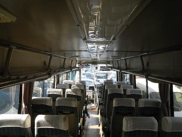 三菱ふそう 三菱ふそう ホテル観光バス 42人乗 ホテル送迎使用