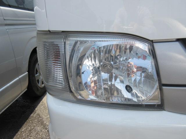 トヨタ ハイエースバン ロングジャストローDX HR キーレス CD 両側スライド