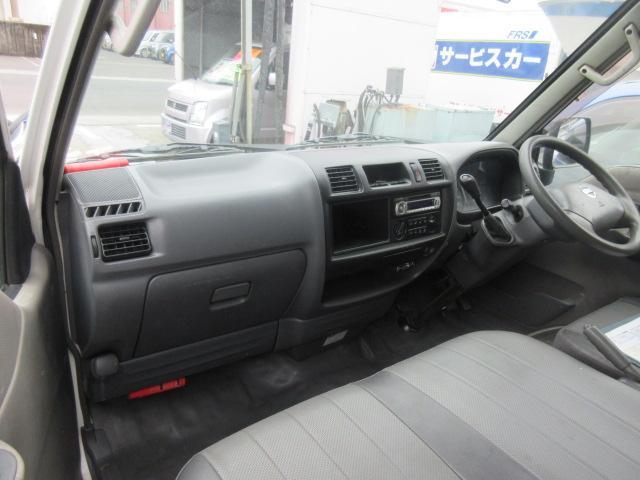 日産 バネットバン DX Wタイヤ パワステ エアコン パワーウインドウ ABS