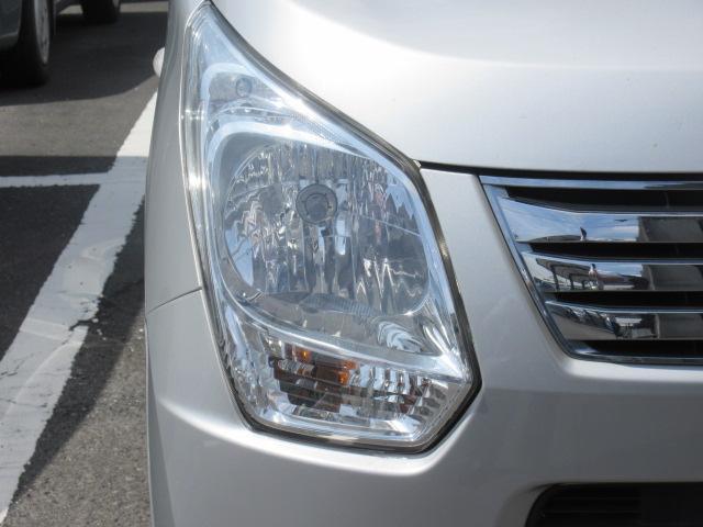 スズキ ワゴンR FX 14AW アイドリングストップ PVガラス CD