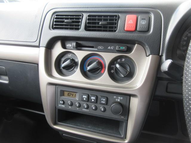 ホンダ アクティバン SDX エアコン パワステ キーレス ラジオ