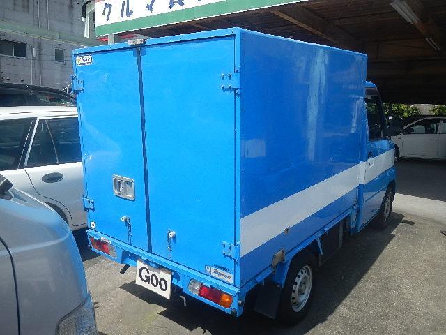 冷蔵車(走行時、冷蔵式) AC PS レベライザー(4枚目)