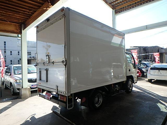 いすゞ エルフトラック 1.3t アルミバン 4WD ディーゼル バックカメラ