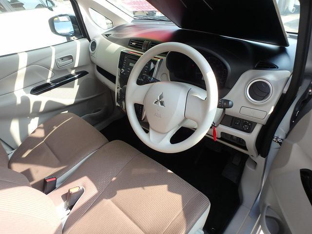 M キーレス CD シートヒーター オートエアコン ベンチシート アイドリングストップ 低走行車(14枚目)