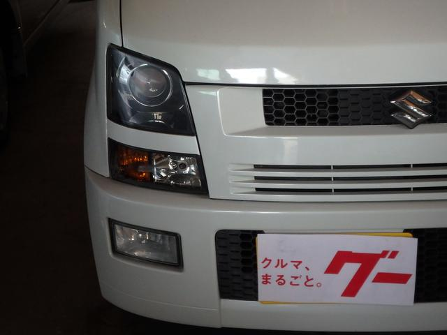 スズキ ワゴンR RR ターボ エアロ
