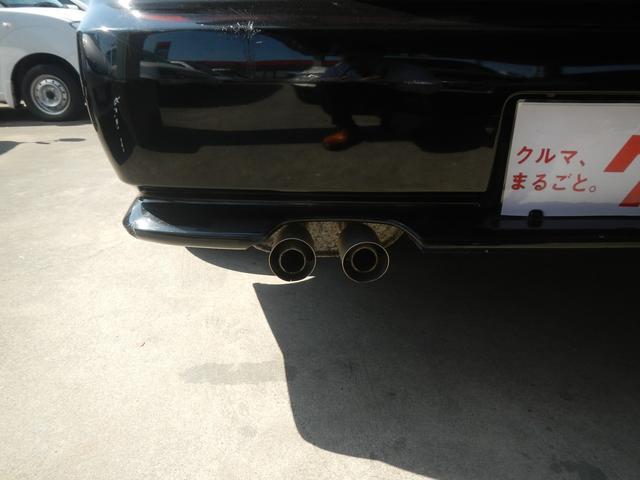 Q's 車高調 CD アルミホイール HIDライト(10枚目)