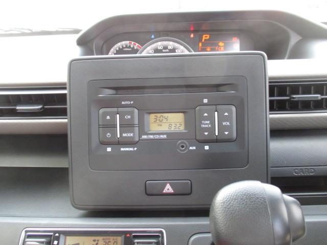CD/ラジオ付き
