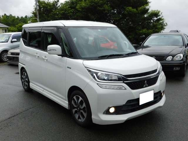 「三菱」「デリカD:2」「ミニバン・ワンボックス」「熊本県」の中古車4