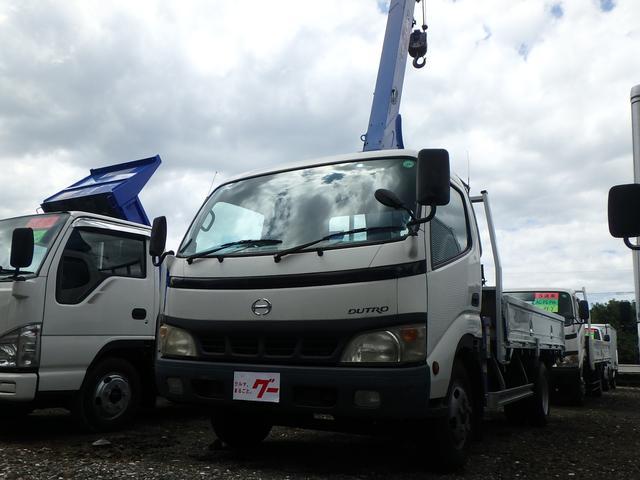 3段クレーン車 5MT フル装備 ETC(2枚目)