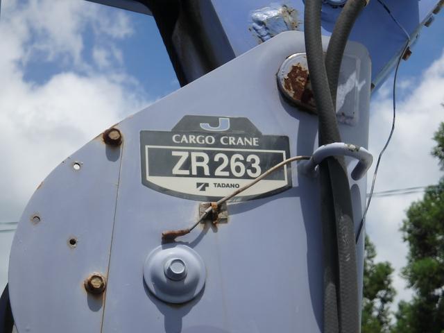 3段クレーン車 5MT フル装備 ETC(20枚目)