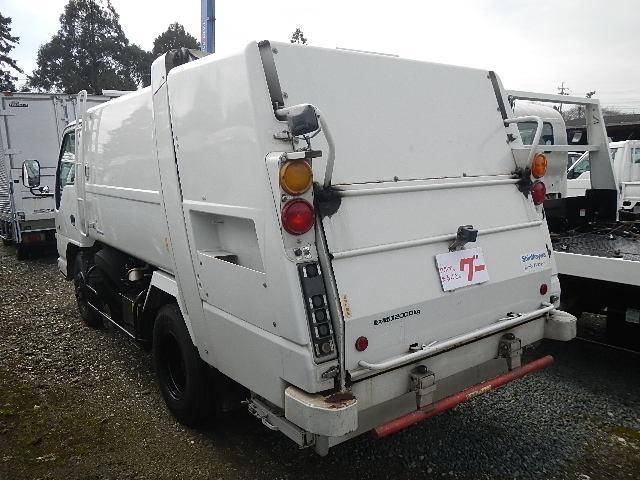 塵芥車 2.0t ディーゼル 5速ミッション フル装備(5枚目)