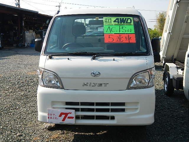 4WD 5速ミッション エアコン パワステ(2枚目)