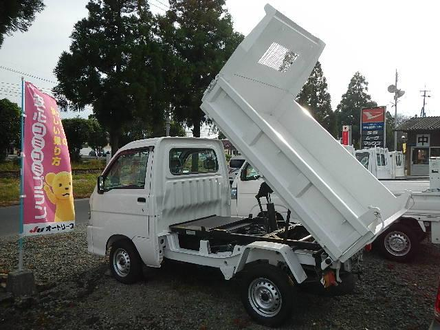 ダンプ 4WD 5速ミッション エアコン パワステ(7枚目)
