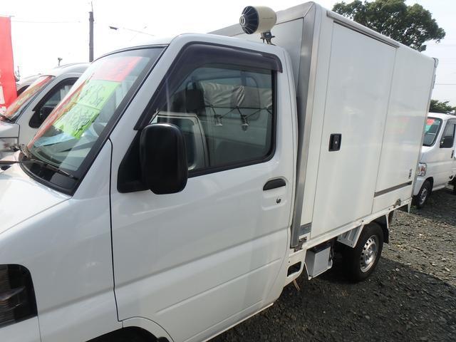 冷蔵冷凍車 5MT エアコン パワステ エアバッグ(5枚目)