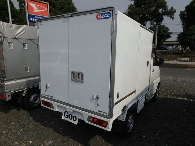 冷蔵冷凍車 5MT エアコン パワステ エアバッグ(7枚目)
