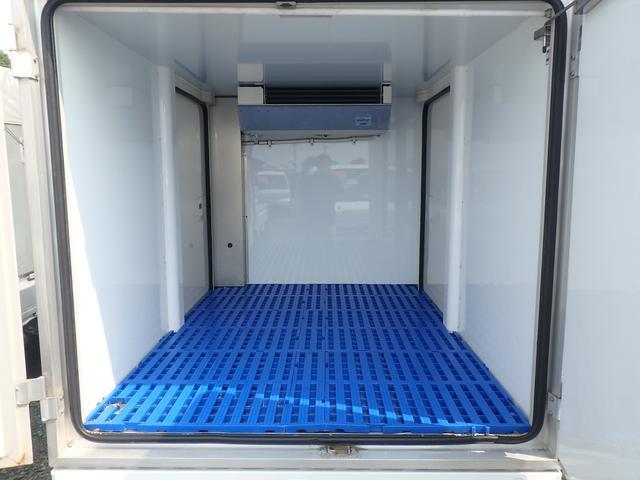 冷蔵冷凍車 5MT エアコン パワステ エアバッグ(13枚目)