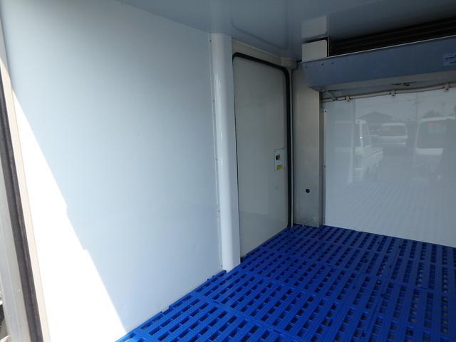 冷蔵冷凍車 5MT エアコン パワステ エアバッグ(15枚目)