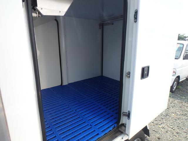 冷蔵冷凍車 5MT エアコン パワステ エアバッグ(19枚目)
