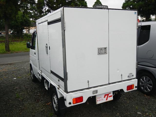 冷蔵・冷凍車 エアコン パワステ ライトレベライザー(8枚目)