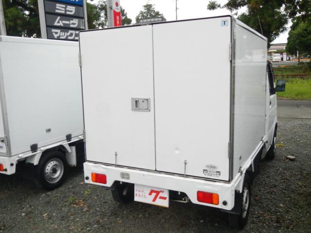冷蔵・冷凍車 エアコン パワステ ライトレベライザー(10枚目)
