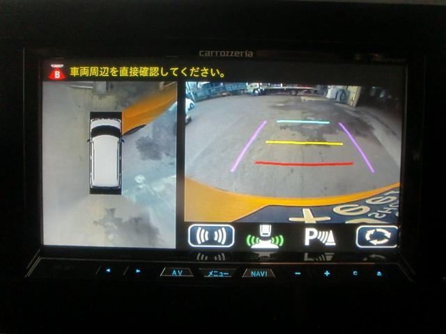 ハイブリッドXZ レーダーブレーキ 全方位カメラ ナビ地デジ(9枚目)