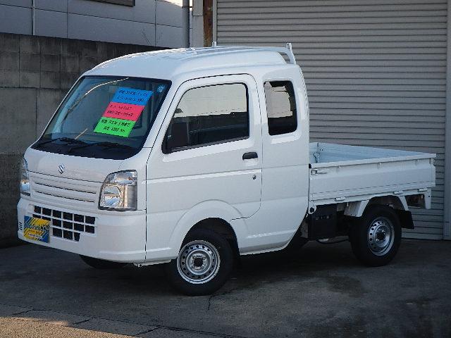 「スズキ」「スーパーキャリイ」「トラック」「熊本県」の中古車4