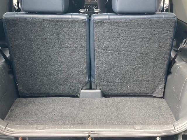 ランドベンチャー 5速ミッション 社外アルミホイール APIO足回り&マフラー DVD再生リフトUP車(19枚目)