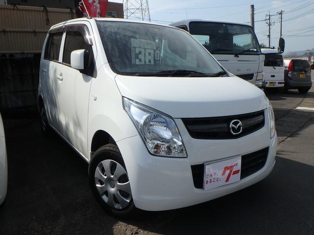 「マツダ」「AZ-ワゴン」「コンパクトカー」「鹿児島県」の中古車4