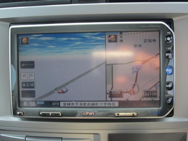 Wターボ HDDフルセグTV バックモニター スマートキー(10枚目)