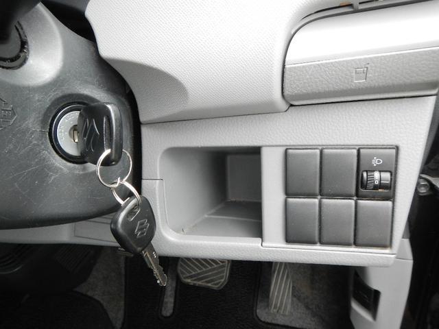 スズキ ワゴンR FX キーレス ベンチシート CDデッキ