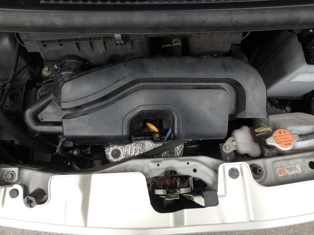 走行距離が多い車ですが、ご安心ください。自社工場(国土交通省認証工場)にて、納車前点検整備を行います。アフターも、一定期間の保証をお付けします。
