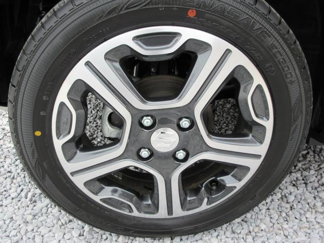 スズキ ハスラー X Sエネチャージ レーダーブレーキサポート 届出済未使用車