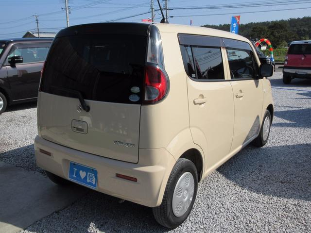 スズキ MRワゴン G バックモニター付きタッチパネルオーディオ CVT ABS